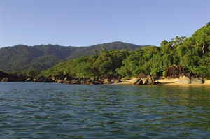 Masoala Forest Lodge - coastline