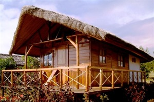 Nature Lodge - chalet exterior
