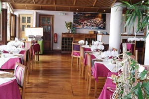 Restaurant at Palissandre Hotel and Spa