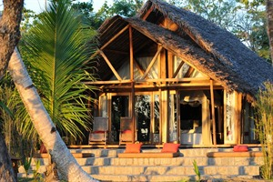 Villa at Princesse Bora Lodge