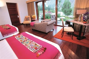 Belmond Hotel Rio Sagrado, junior suite