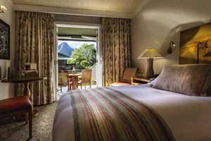 Belmond Sanctuary Lodge, terrace room