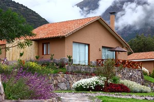 Andean cottage