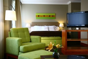 El Pardo Doubletree, junior suite