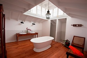 Master Suite bathroom, Villa Barranco