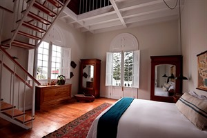Master Suite, Villa Barranco