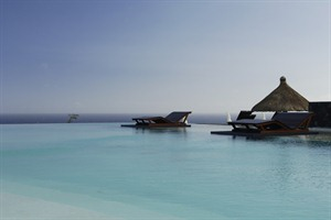 Palm Hotel & Spa has two pools