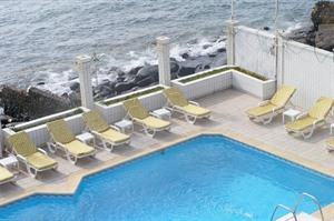 Hotel Barmoi's second pool