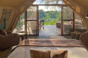 &Beyond Grumeti Serengeti Tented Camp 2