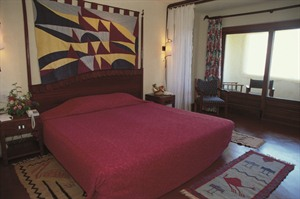 Room at Lake Manyara Serena Safari Lodge