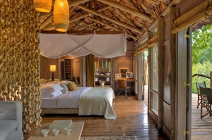Suite At &Beyond Lake Manyara Tree Lodge