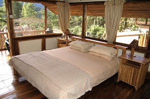 Buhoma Lodge Bedroom