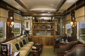 Bar at Blue Train