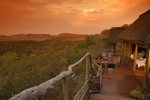 Views from Buffalo Ridge Safari Lodge