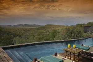 Pool at Buffalo Ridge Safari Lodge