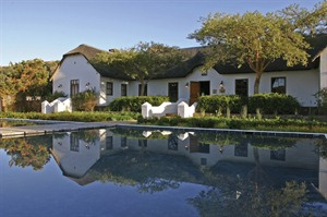 Bushmans Kloof Homestead