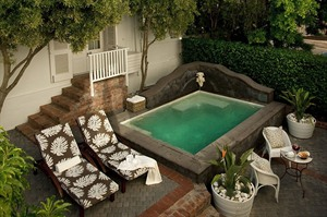 Cape Cadogan Plunge Pool