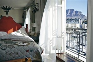 Cape Grace Grace Room With Table Mountain View