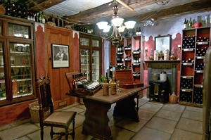 Cleopatra Mountain Farmhouse Wine Cellar