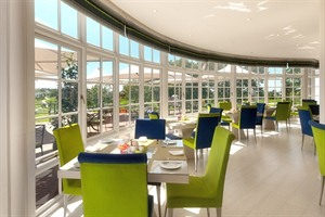 Dining at Fancourt Hotel
