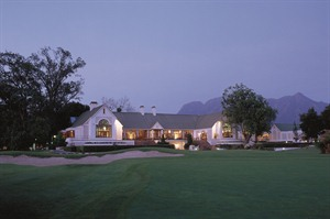 Exterior of Fancourt Hotel