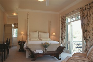 Luxury Room at Franschhoek Country House & Villas