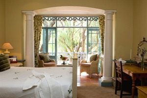 Franschhoek Country House & Villas Standard Room
