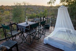 Garonga Safari Camp Treehouse