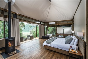 Settlers Drift Luxury Tent