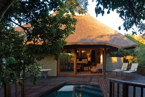 Gardenia Suite at Kichaka Lodge
