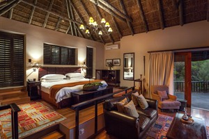 Kichaka Lodge Room