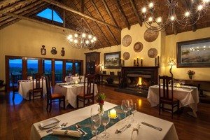 Restaurant at Kichaka Lodge