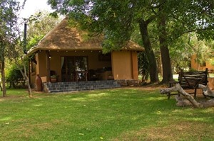 Chalet at Kololo Game Reserve