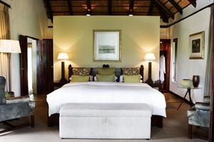 Superior Room Londolozi Varty Camp