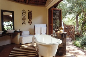 Makanyane Safari Lodge Suite
