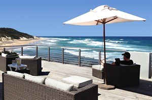 Milkwood Spa Sun Deck