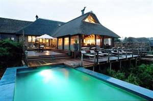Pumba Water Lodge