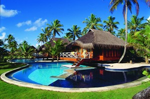 Nannai Beach Resort, Bungalow Premium