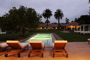 Matetic Winery Guesthouse, pool