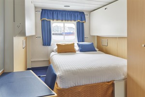 M/V Ocean Nova, typical cabin