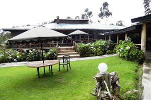 Mountain Gorilla View Lodge 1