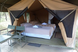 Porini Bush Camp 2