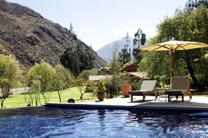 Belmond Hotel Rio Sagrado, swimming pool