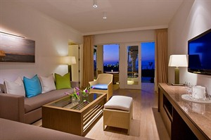 Hotel Paracas, Luxury Collection Resort, Balcony Suite Living Room
