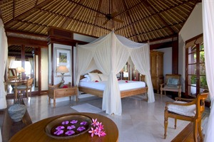 Fregate Island Bedroom