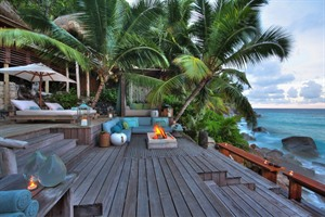 North Island Villa Deck