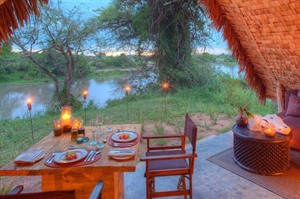 &Beyond Grumeti Serengeti Tented Camp 10