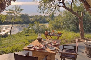 &Beyond Grumeti Serengeti Tented Camp 3