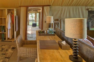 &Beyond Grumeti Serengeti Tented Camp 6