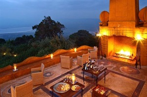&Beyond Ngorongoro Crater Lodge 12